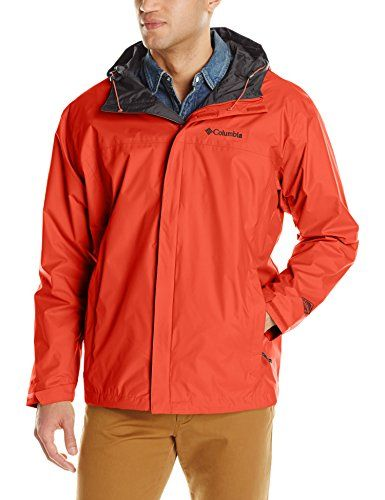 499578359834 Cover  Columbia Men s Watertight II Packable Rain Jacket