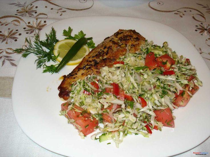 Самый вкусный салат из баклажан