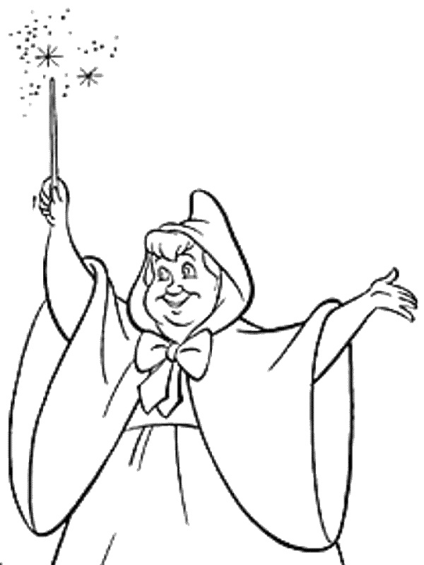 65 best images about coloring pages cinderella on for Evil stepmother coloring pages