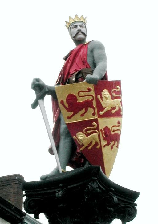 Llywelyn the Great (Welsh: Llywelyn Fawr, [ɬəˈwɛlɨn vaur]), full name Llywelyn ap Iorwerth, (c. 1172 – 11 April 1240) was a Prince of Gwynedd in north Wales and eventually de facto ruler over most of Wales. Married Joan, Lady of Wales, illegitimate daughter of KIng John Lackland