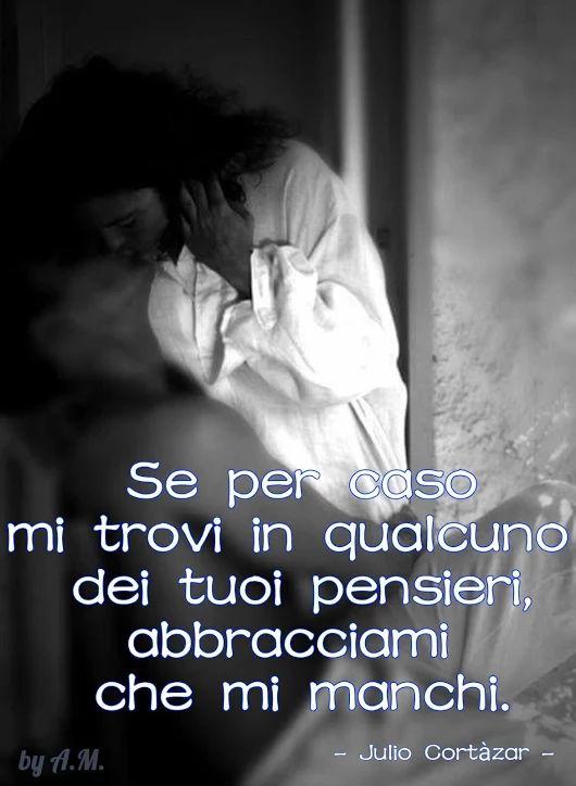 In tutti Amoremio, sei in tutti i miei pensieri, ogni secondo!!! Non vedo l'ora di stringerti e mangiarti di baciiiiiii piccolinaaaAM ❤️❤️❤️❤️❤️❤️❤️❤️❤️❤️