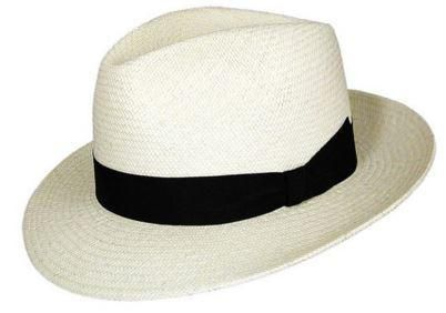 Mayser Torino Panama Hat. Handwoven in Ecuador. A really high quality panama fedora at a great price.