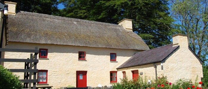 Treberfedd Farm - Wales (category: organic places to stay)