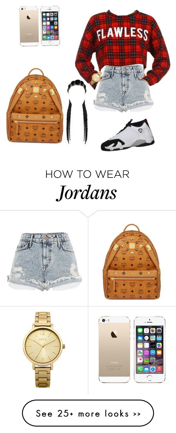 fcff13bdd Untitled #35 by frostedflakeess on Polyvore featuring River Island, MCM and  Oasis