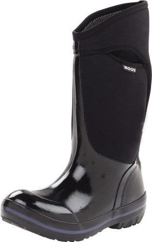 Bogs Womens Plimsoll Tall Waterproof Insulated BootBlack11 M US * Read more reviews of the product by visiting the link on the image.