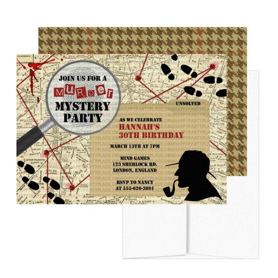 Unsolved Case Files Printable Free