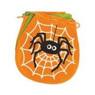 Drawstring Bags Halloween pkt10 $4.95 M88031