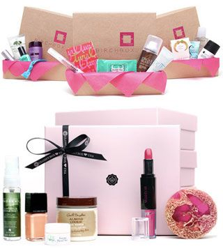 The Best Beauty Subscription Boxes - Daily Makeover Overview of the top services ~ They're uber tempting!