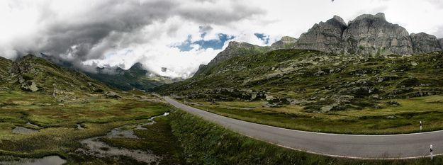 San Bernardino Pass – Swiss Alps | 12 Of The World's Most Spectacular Escape Routes