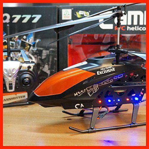 HELICOPTERO GIGANTE CAMERA 78cm RC 2.4 GHz 1.3 MPX FOTO - VIDEO CAMARA 3.5 CH - http://www.midronepro.com/producto/helicoptero-gigante-camera-78cm-rc-2-4-ghz-1-3-mpx-foto-video-camara-3-5-ch/