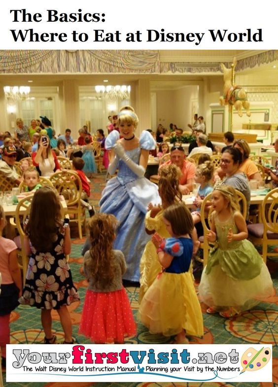 """All the important things you need to know about Disney World Dining: where to eat, budgeting, level of service (counter, table, etc), type of meals (such as character meals or shows), reservations, the Dining Plan, free dining, date night options, """"best of the best"""", where to find reviews - and more!"""