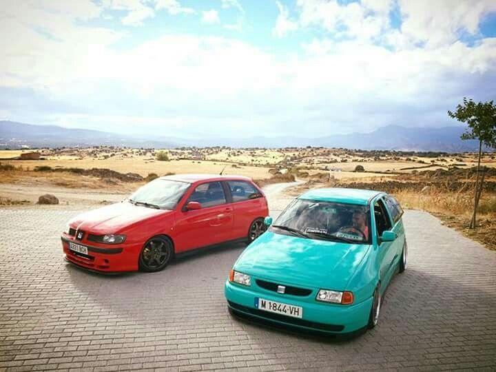 Seat Ibiza Cupra 6K & Seat Ibiza 6K