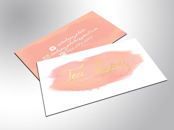 11 best foil business card printing images on pinterest business gold foil business card for tea lapey reheart Image collections