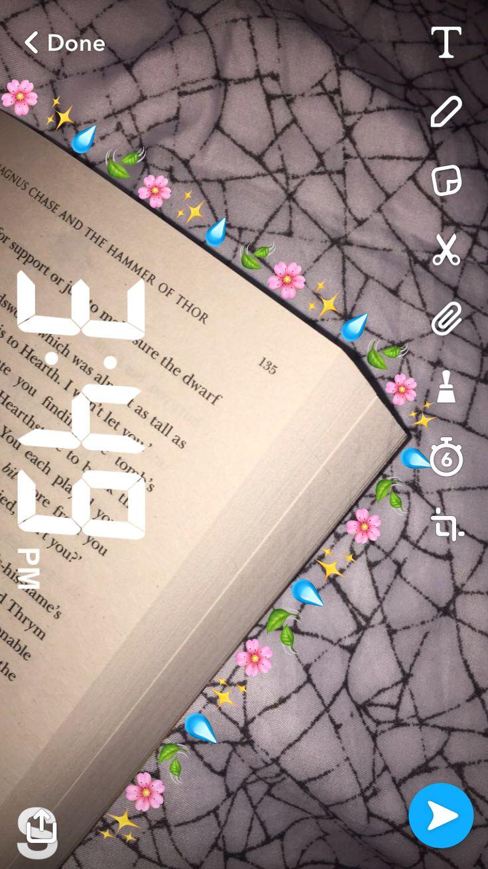 ~ Ideen für Snapchat-Ideen ~