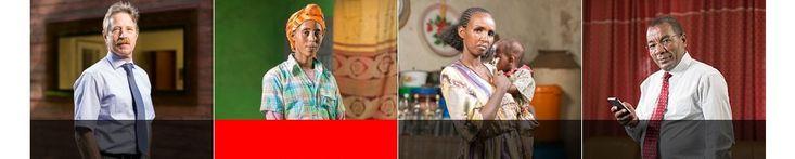 <p>'Feitelijk behoort honger al tot het verleden', vertelde de Ethiopische minister van landbouw me laatst. Veel inspanningen zijn geleverd door Nederlandse organisaties en bedrijven, zo leert ons een gloednieuw digitale document. 30 miljoen kleine boeren in Ethiopië 50 procent van de Ethiopische huishoudens bezit minder dan 1 hectare grond 180 milliliter meet de gemiddelde grootte van een Ethiopische kindermaag 23 procent van de kindersterfte wordt veroorzaakt door ondervoeding 27 ...