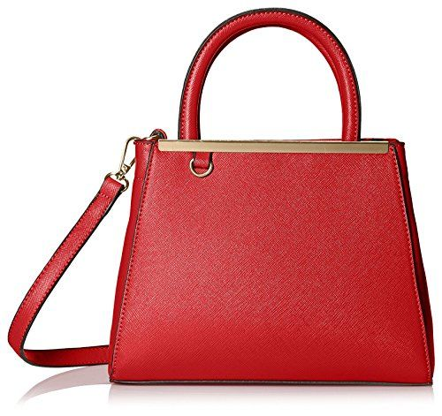 SOCIETY NEW YORK Women's Mini Bag, Red
