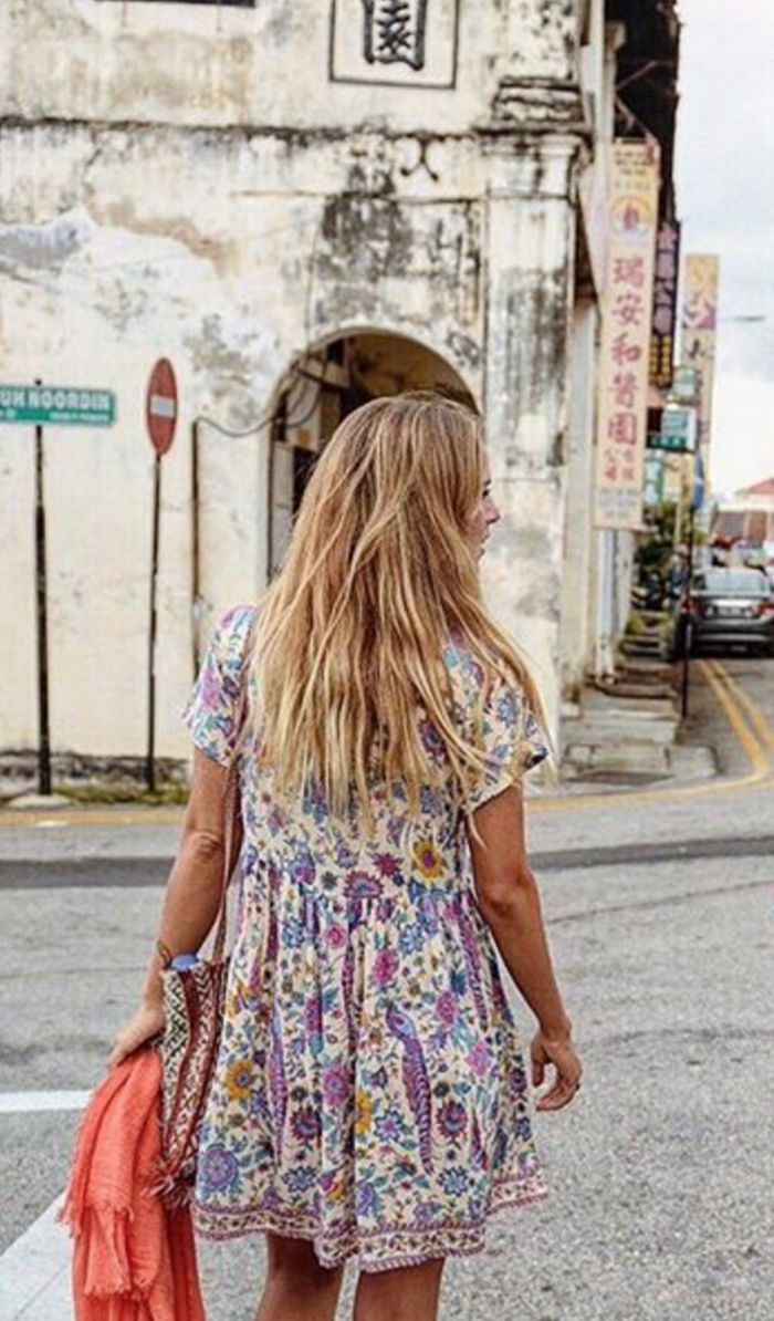 Lovebird Mini Dress   Spell & The Gypsy Collective