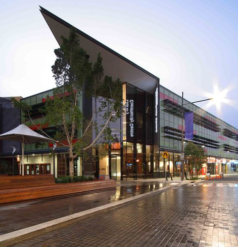 Rouse Hill Library & Community Centre