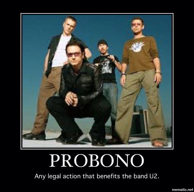 A U2 Meme Made By Me.