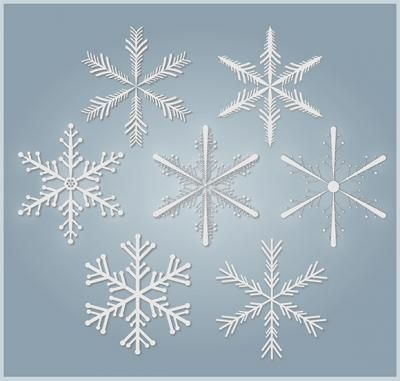 7 Snowflakes Free Vector in the .PDF format free to download. You can use this free christmas vector for your personal and commercial projects. Merry Christmas