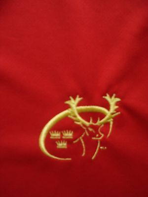 Munster Rugby.... Red
