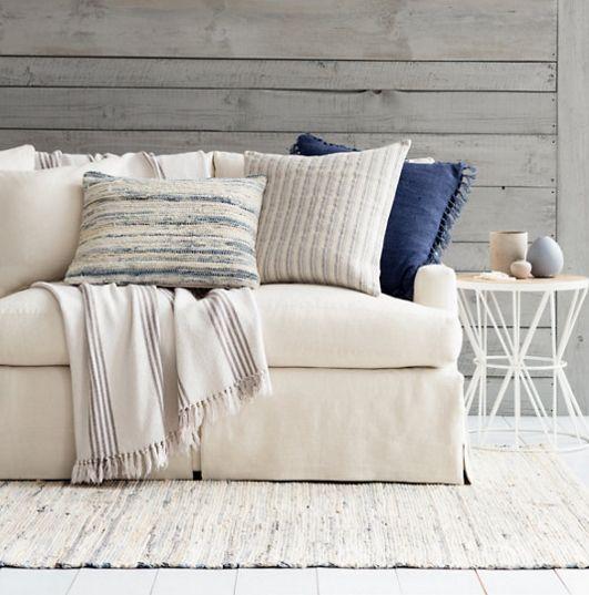 cotton denim rag rug