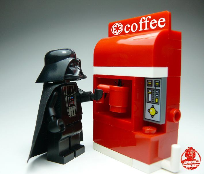 lego good morning coffee wallpaper - photo #13