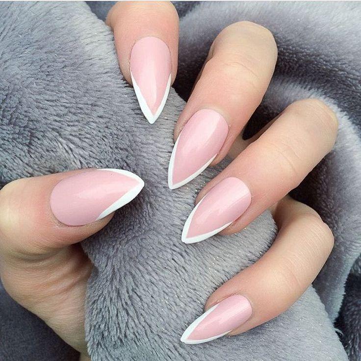 20 Versuchenswert Lange Stiletto Nägel Designs – Nails 