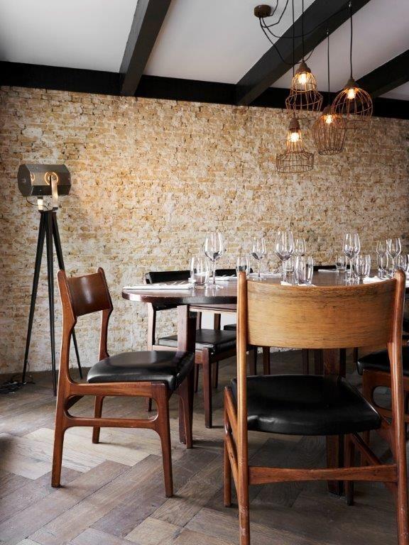 Private dining room - Restaurant Den Burgh