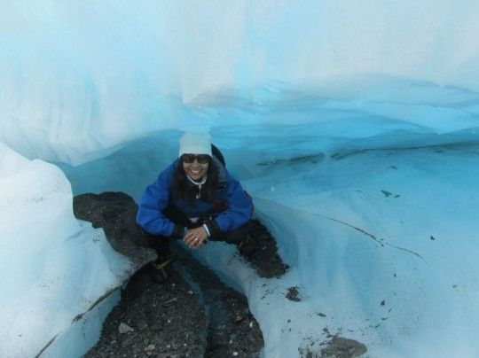 Top Adventure Activities Around the World: Glacier climbing http://travelblog.viator.com/top-adventure-activities-around-the-world/ #travel