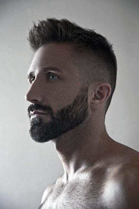Cool Short Beards For Men