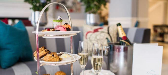 Afternoon Tea London | The Ampersand Hotel in Kensington