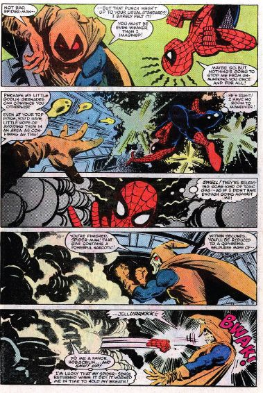 Spider-Man vs. Hobgoblin #spiderman #Marvel #comics #comicbooks