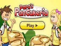 Papa's Pancakeria #cooking