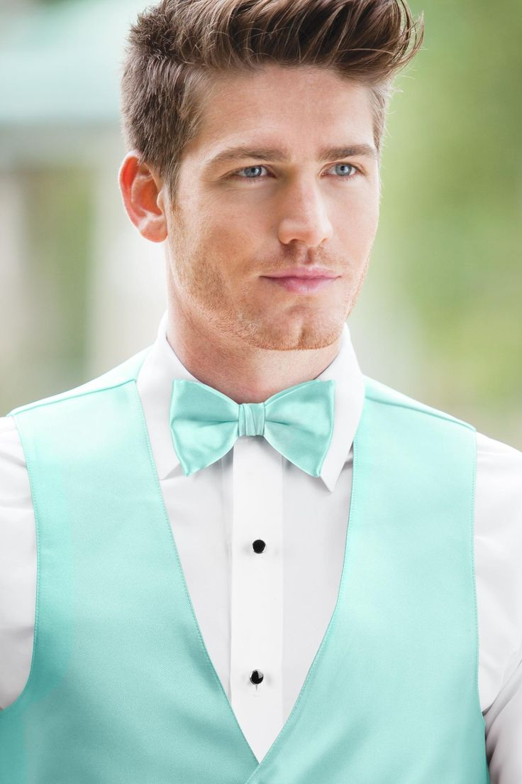 Expressions Tiffany Blue Bow Tie | Jim's Formal Wear