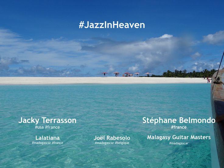 .NosyBe Jazz Festival plus que 2 mois d'attente. 27-29/10. Vous venez ? http://nosybe-jazz-festival.com  #NosyBe #Madagascar