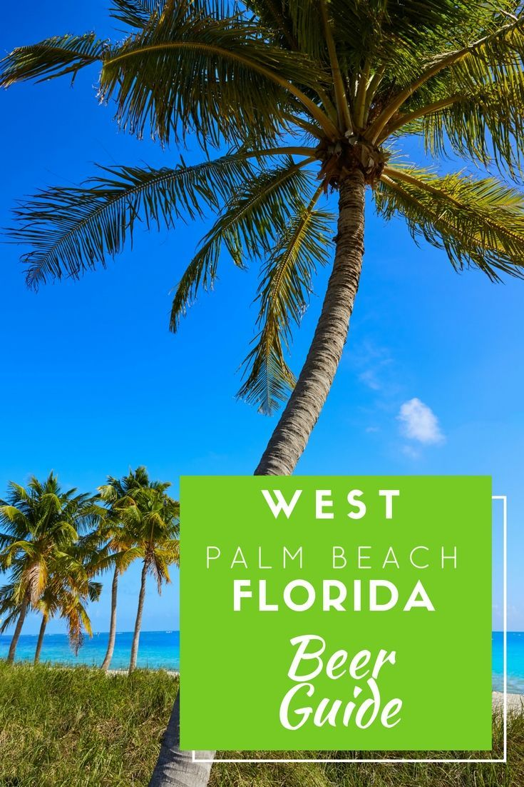 Yes, even swanky West Palm Beach has craft beer. Here's a guide of the best craft beer West Palm Beach, Florida.