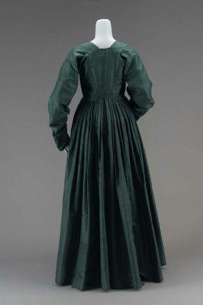 Dress, late 1790s.