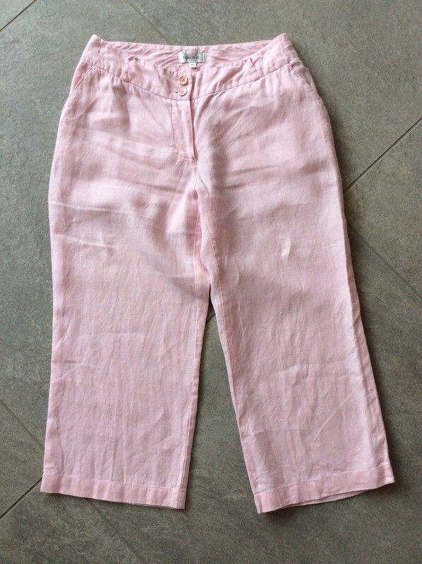 Mein Tolle Zabaione Sommerhose / Leinenhose rosa / Gr. 34 / prima Zustand von Zabaione! Größe 34 / XS / 6 für 11,00 €. Sieh´s dir an: http://www.kleiderkreisel.de/damenmode/hosen-sonstiges/150946116-tolle-zabaione-sommerhose-leinenhose-rosa-gr-34-prima-zustand.