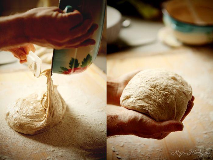 Moja kuchyňa: Dokonalý domáci chlieb - Rustic Slovak bread