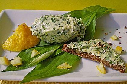 Bärlauch-Zitronen-Butter, ein leckeres Rezept aus der Kategorie Kalt. Bewertungen: 15. Durchschnitt: Ø 4,4.