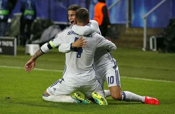 Ramos y James