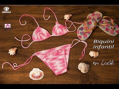 Ideas para el hogar: Bikini y pareo moldes