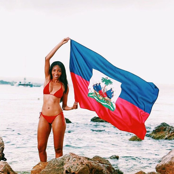 """ Happy Haitian Independence Day!"" """