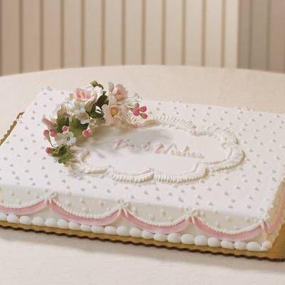 Charming Wedding Cake Frosting Small Wedding Cakes Near Me Shaped Wedding Cake Design Ideas Glass Wedding Cake Toppers Old Harley Davidson Wedding Cakes BlueCake Stands For Wedding Cakes 7 Best Sheet Cakes Images On Pinterest | Sheet Cakes, Rosettes And ..