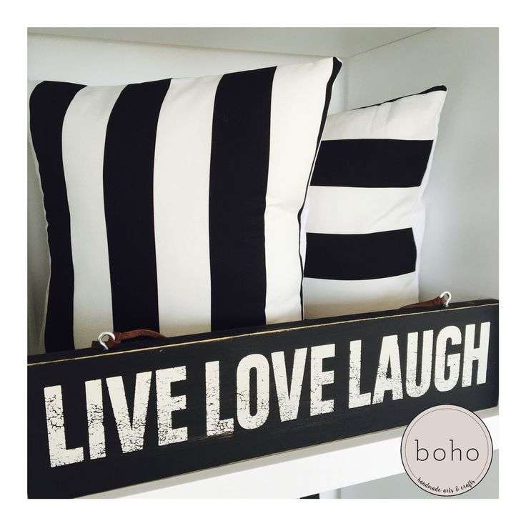 Black and White cushions , deco Trends - almohadones Blanco y Negro