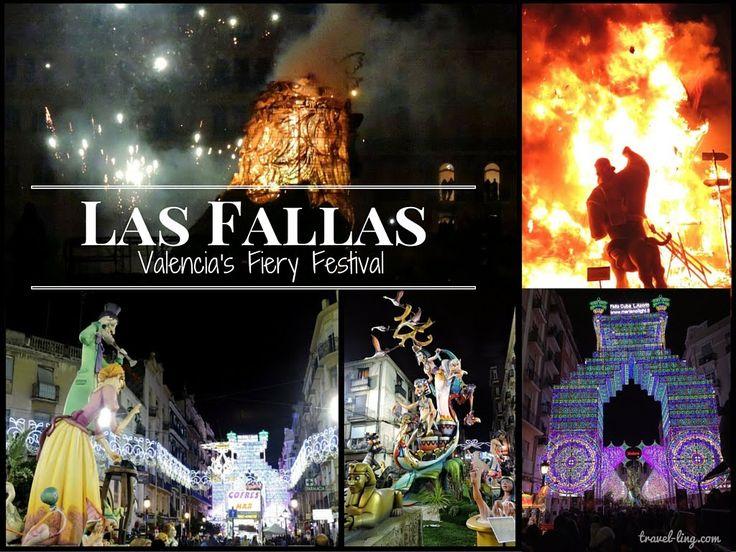 Las Fallas - Valencia's Fiery Festival