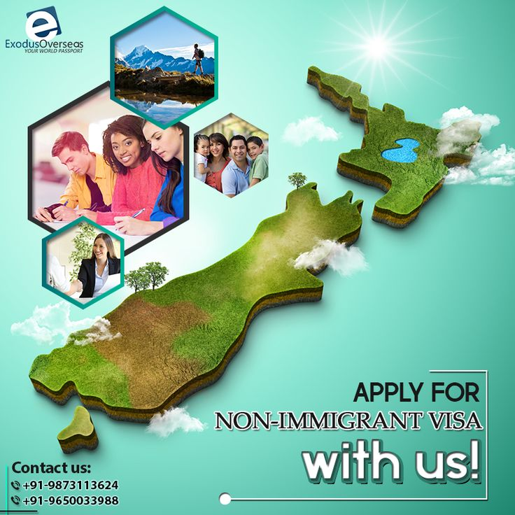 Apply for your non-immigrant visa now by contacting Mr. Pankaj Malhotra (Ex-Visa Officer) Ph: +91-9650033988. If you are planning on a family tour to New Zealand or business meetup and seek guidance on visa application process, contact Ms. Rajni Garg (Licensed immigration advisor) at +91-9873113624.