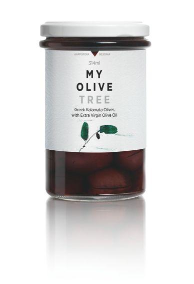Food Broker : My Olive Tree premium Kalamata olives