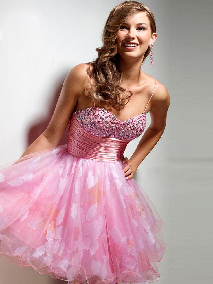 357 besten Cocktail Dresses Bilder auf Pinterest | Kurze kleider ...